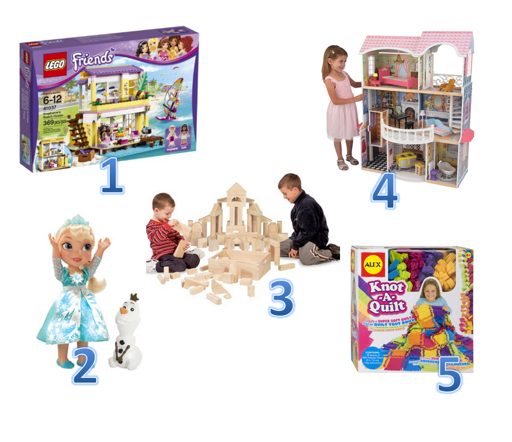 Top Educational Toys For Kids