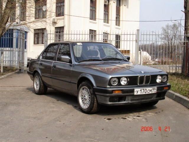 modifikasi mobil bmw 318i 1989