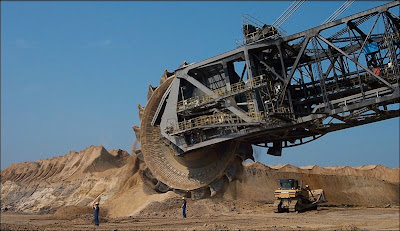 Worldwide industry is fueled by global mining of metals