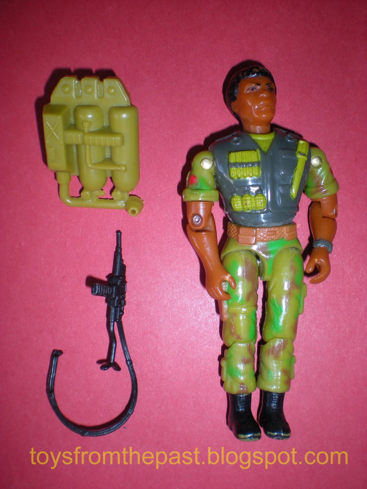 Toys From The Past 153 The Corps Wave 1 I 1986