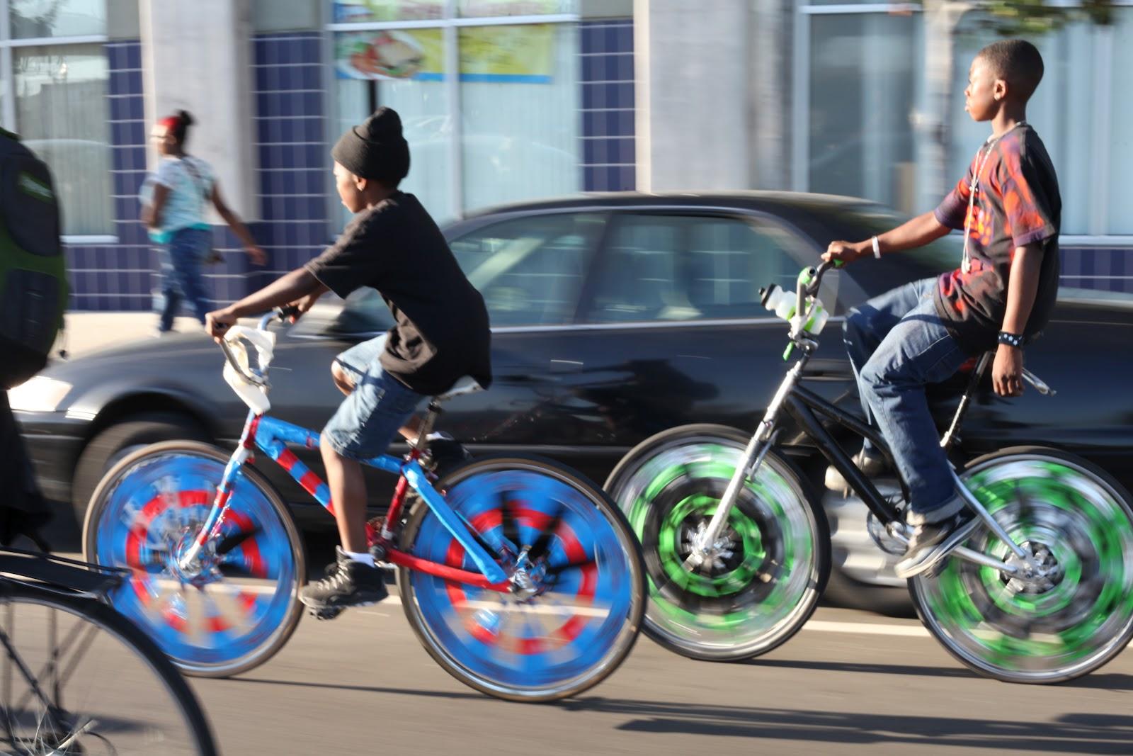 Bikes 4 Life Oakland in Oakland s flatlands