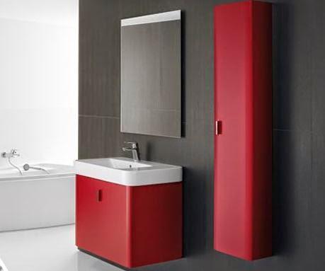 Muebles de baño de diseño modernos