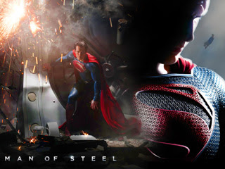 Wallpaper Man of Steel / Manusia Baja untuk BlackBerry