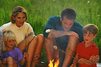 enjoy a family camping trip