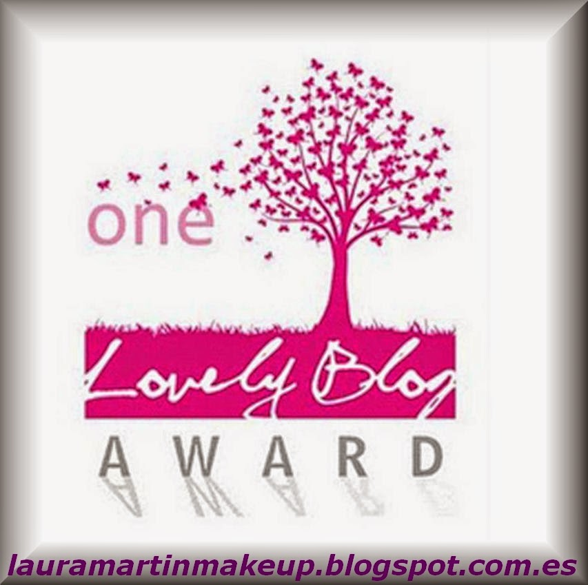 Premio One Lovely Blog!