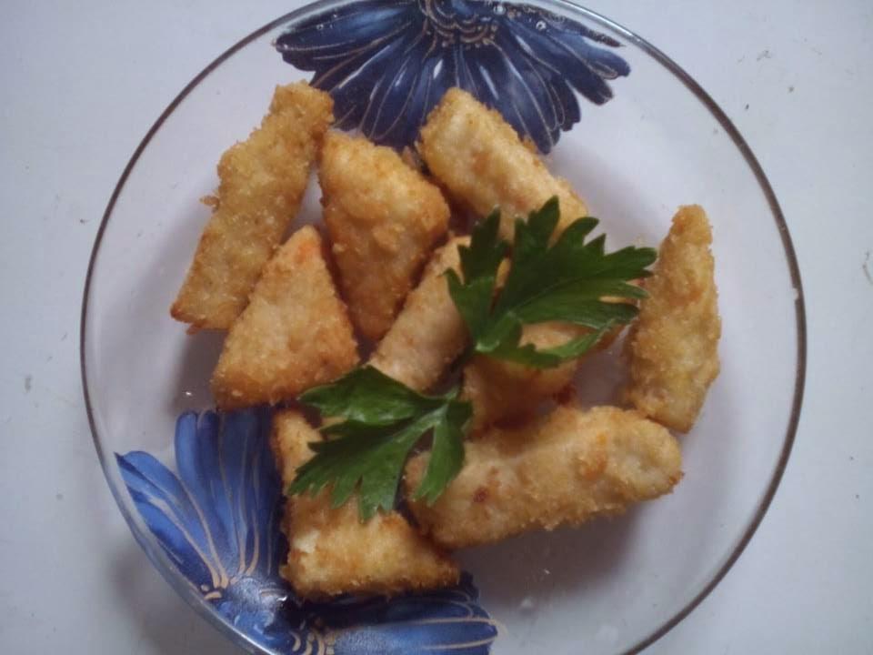 Resep Nugget Ayam Sayur Brokoli Sederhana