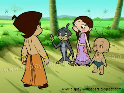 Chota Bheem Cartoon New Pictures