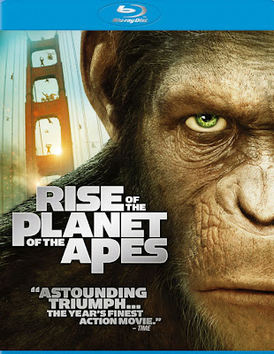 Rise of the Planet of the Apes (2011) 720p BRRip 1.6GB mkv Dual Audio (RESUBIDA)