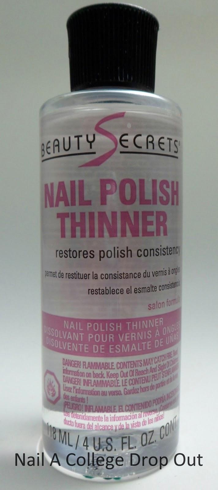 Attractive Thinner For Nail Polish Mold - Nail Art Design Ideas ...