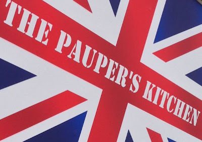 The Pauper's Kitchen Logo