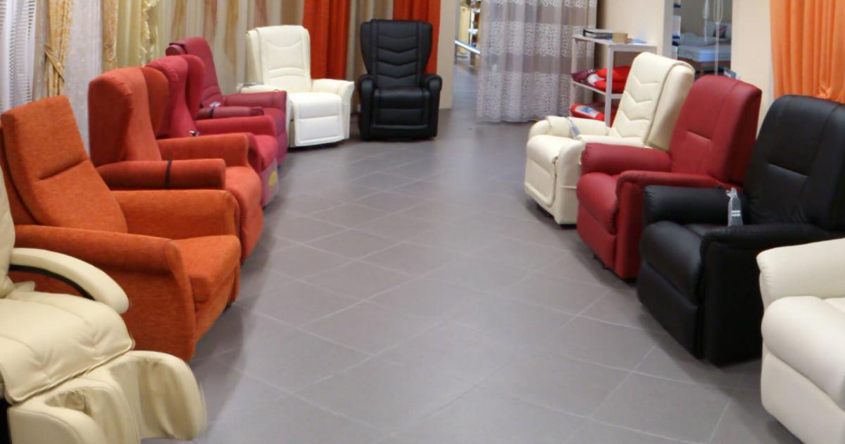 tende materassi letti poltrone divani - ZILVETTI TENDAGGI: Poltrone per anziani e disabili ...