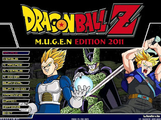 Dragon ball Z Mugen edition 2011 por mediafire