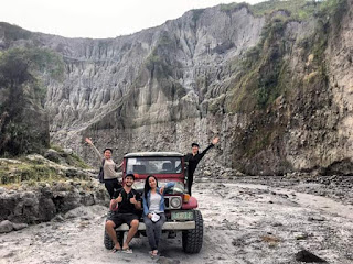 PINATUBO PUBLIC WEEKEND-HOLIDAY TOUR-PHP 1950 PER PERSON-WITH FREE VAN TRANSFER
