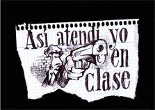 ASÍ ATENDÍ YO EN CLASE