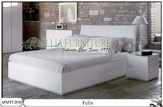 Tempat tidur Type Minimalis Modern Felix