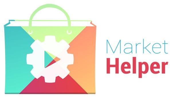 Cài đặt ứng dụng không được hỗ trợ trên cửa hàng Play với Market Helper