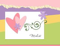 Скетч №26 - открытка