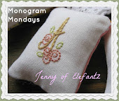 Monogram Mondays