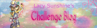 Lacy Sunshine Challenge Blog