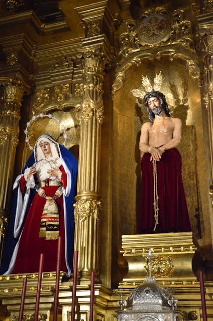 Hdad. Presentación - Sevilla