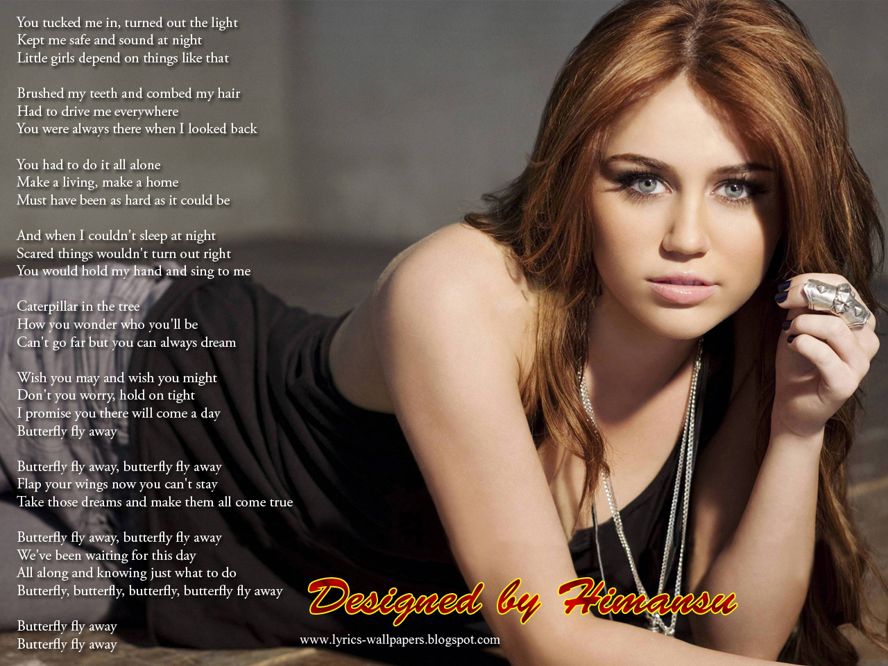 Hannah montana title song lyrics