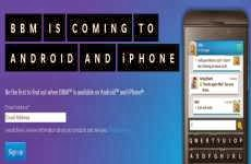 BlackBerry retrasa la llegada de BBM a Android e iPhone