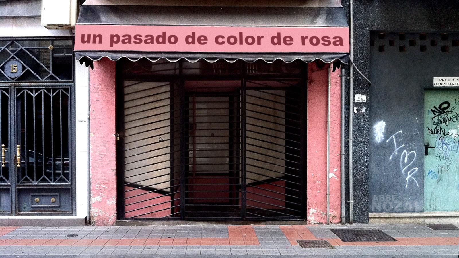 Un pasado de color de rosa, 2014 Abbé Nozal