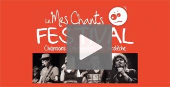 1h15 de concert au Mes Chants Festival