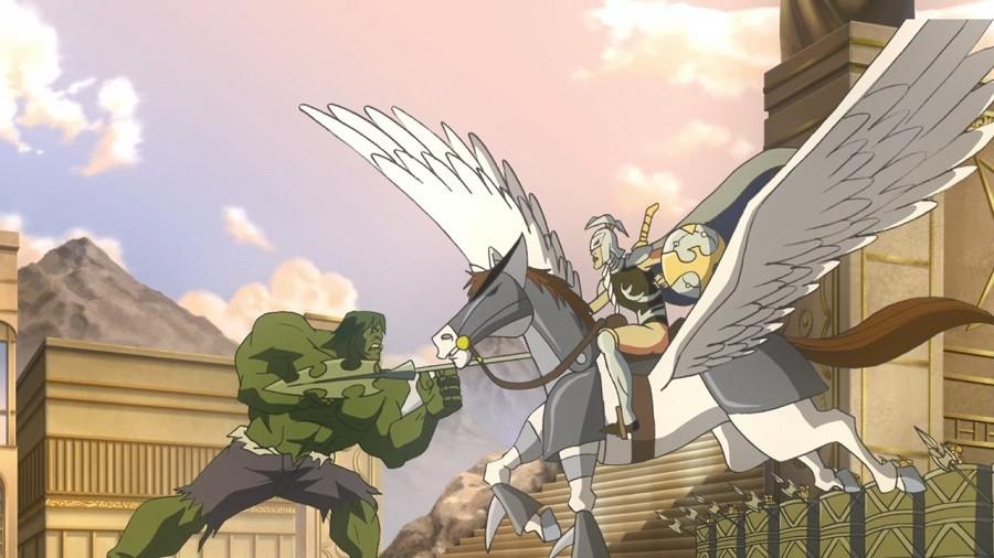 Hulk Vs. Thor Blu-Ray 2009 Filme 1080p Bluray FullHD HD completo Torrent