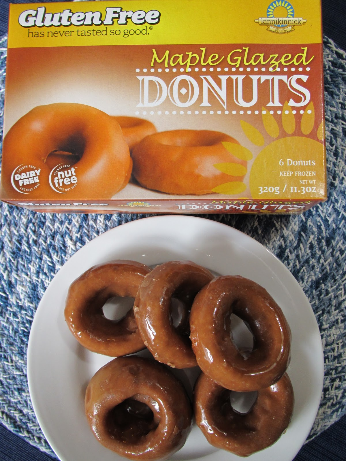 ... Gluten Free Donuts: Product Review (dairy free as well
