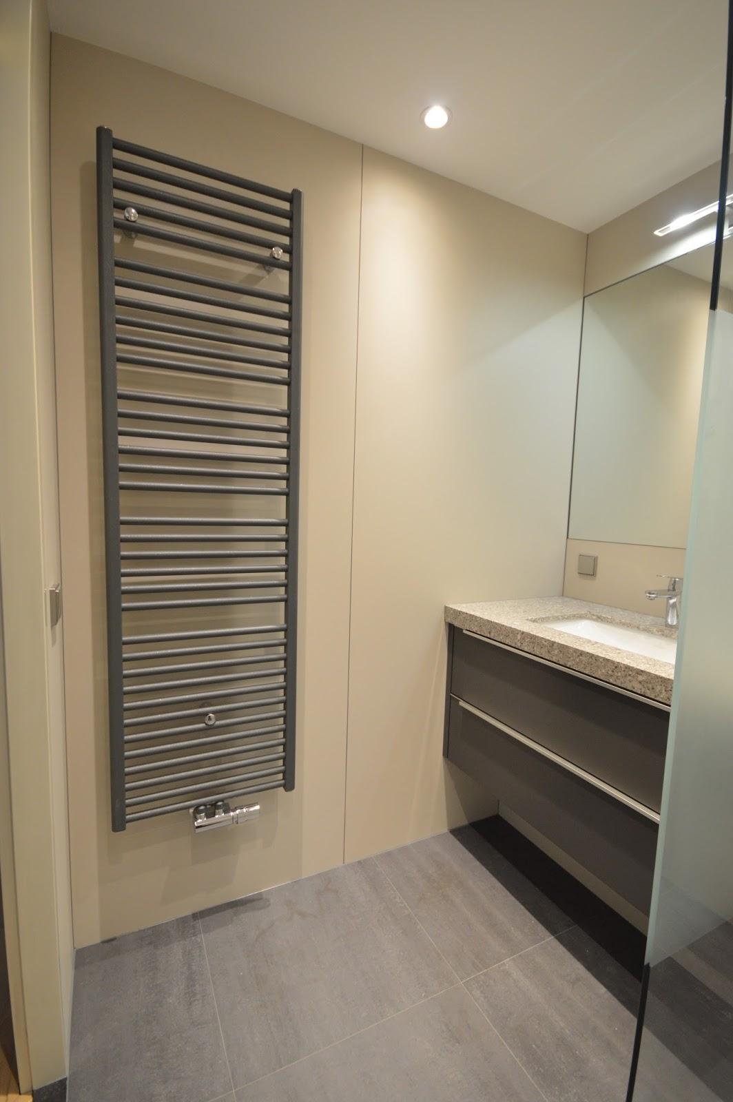Gp interieur idee blog kleine stijlvolle badkamer - Idee badkamer m ...