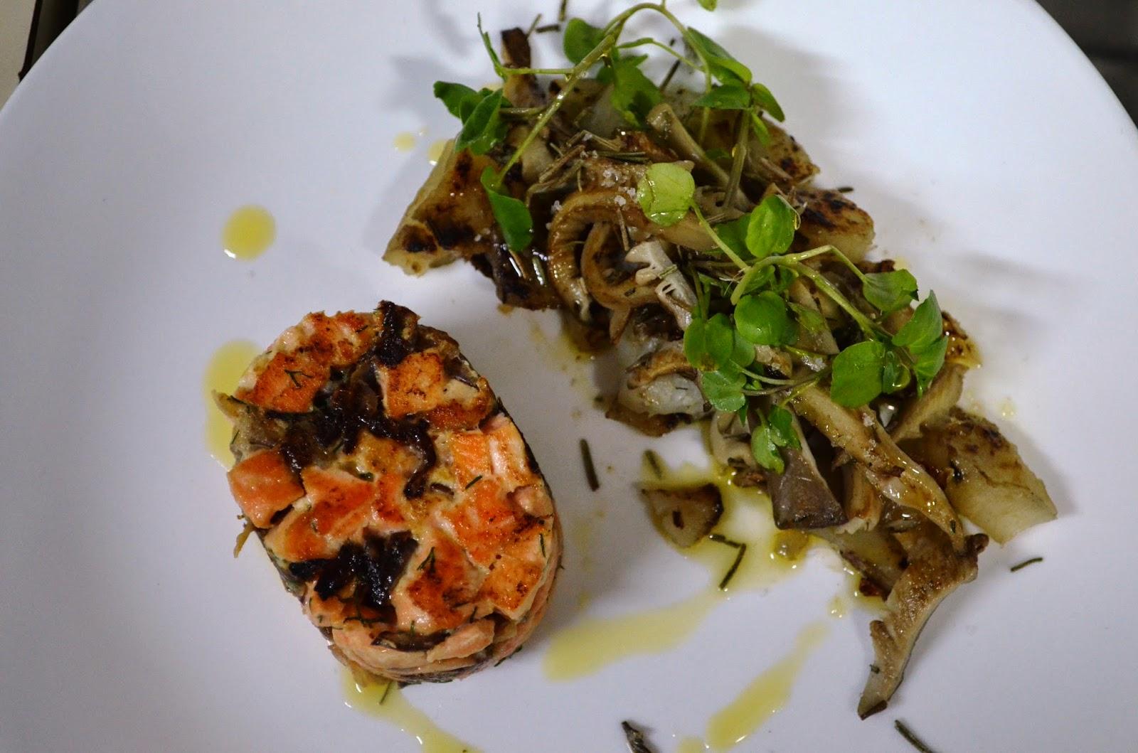 Tartaro de salm n y topinambur machacadas todo para - Opciones para cocinar ...