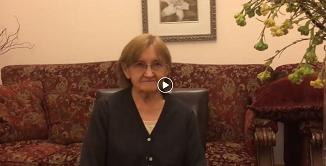 VIDEO: Elisabeta Țon 🔴 Mesaj de susținere pentru Peter Costea