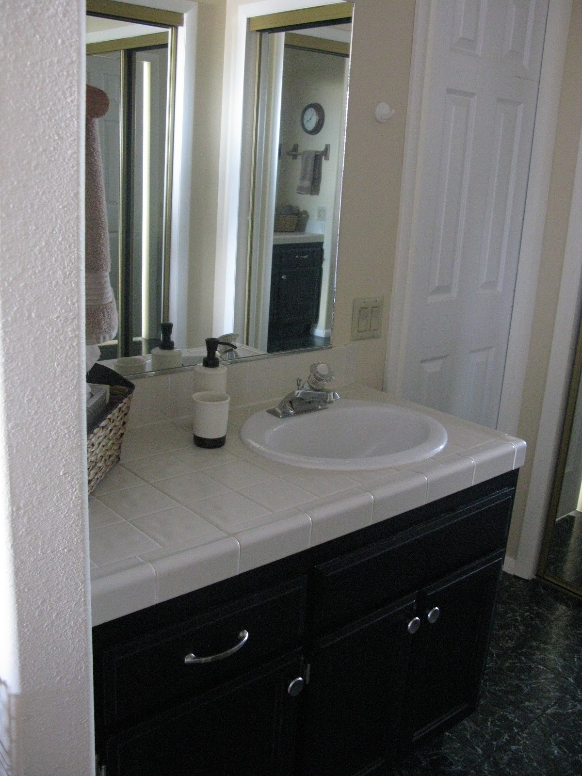 The Black s Best How to Frame a Bathroom Mirror