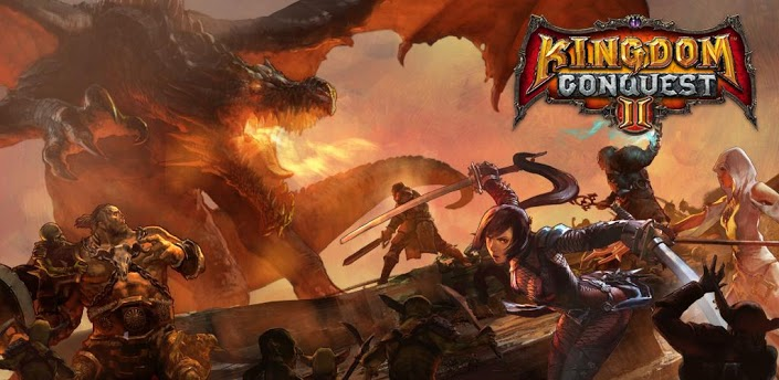 Kingdom Conquest II Apk v1.3.4.0 + Data Free