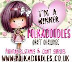 polkadoodles challenge winner