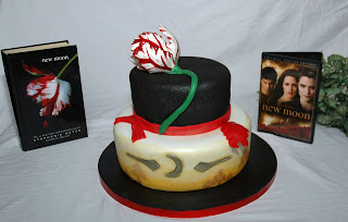 New Moon Birthday Cakes Image