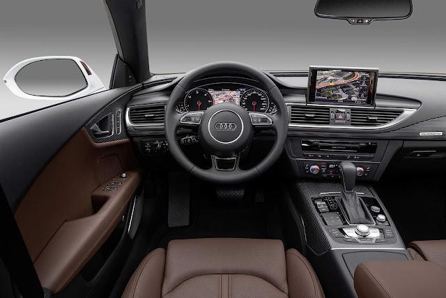 Novo Audi A7 Sportback Ambiente 2.0