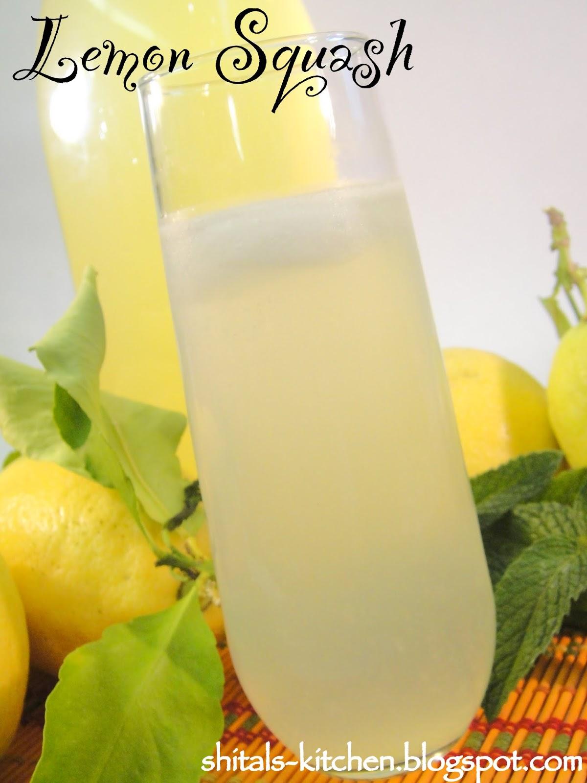 how to cook lemon squash