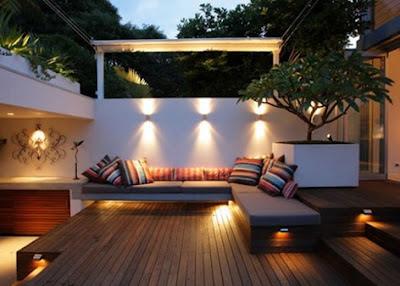 Decorando casas y mas lo mejor en decoracion para patios 2012 for Casa con lavadero