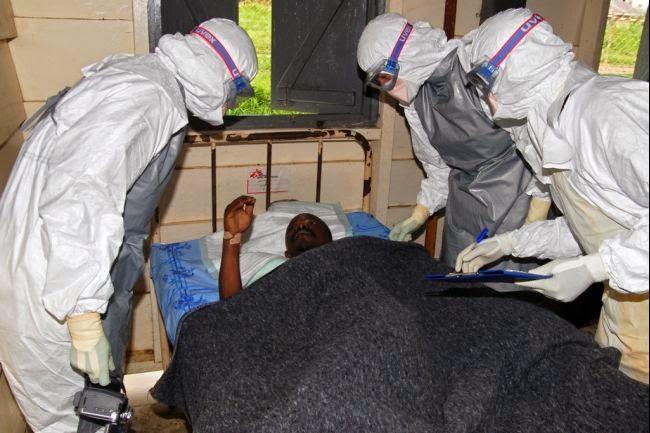liberian ebola lagos nigeria