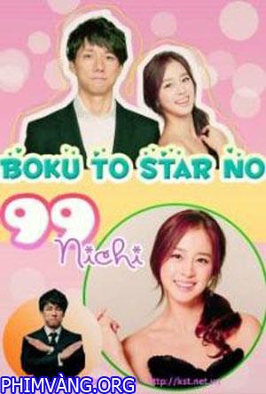 99 Ngày Với Ngôi Sao Vietsub - Boku To Star No 99 Nichi Vietsub (2011) - 10/10