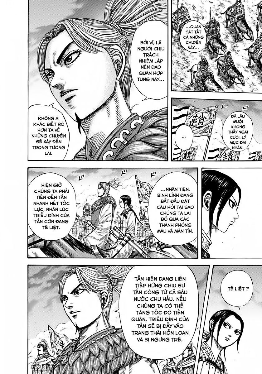 Kingdom – Vương Giả Thiên Hạ (Tổng Hợp) chap 264 page 13 - IZTruyenTranh.com