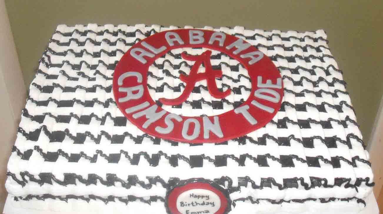 Cake Delivery In Auburn Alabama