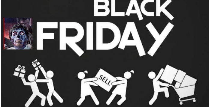 Black Friday: Οι σκοτεινές ρίζες της (BINTEO)