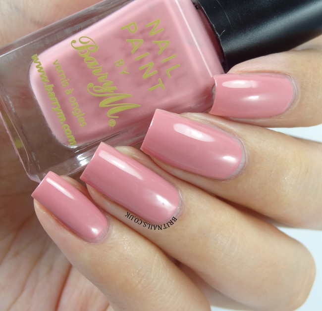 Barry M Ballerina