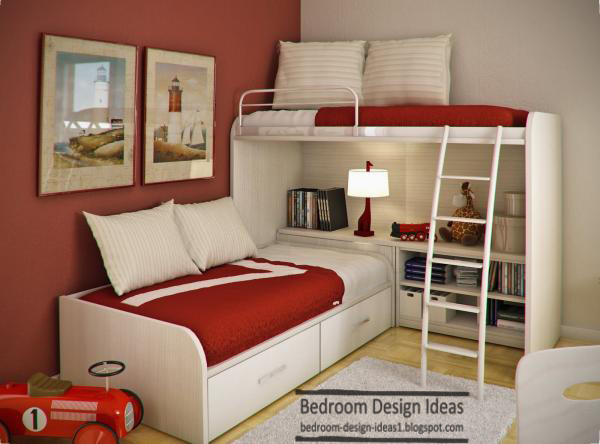 25 Small Bedroom Design Ideas For Kids Bedroom Home Design