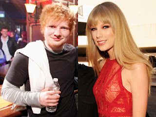 Ed Sheeran and Taylor Swift have become very close friends on her 'Red Tour'