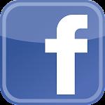 e no Facebook