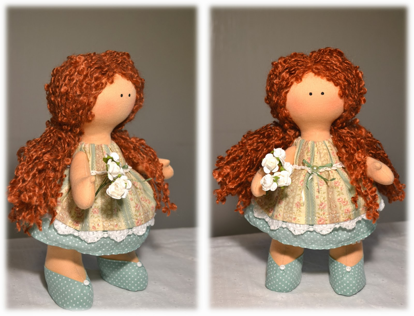 Видео рукоделие для кукол